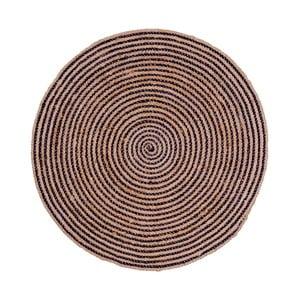 Bombay szőnyeg, ø 90 cm - House Nordic