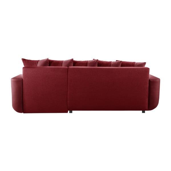 Destin piros kanapé, jobb oldali - Interieur De Famille Paris