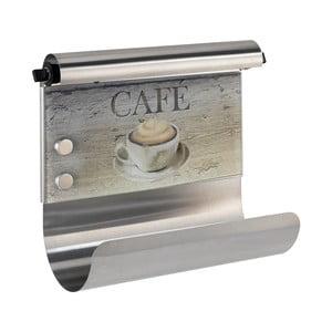 Café mágneses fólia/papírtörlő tartó - Wenko