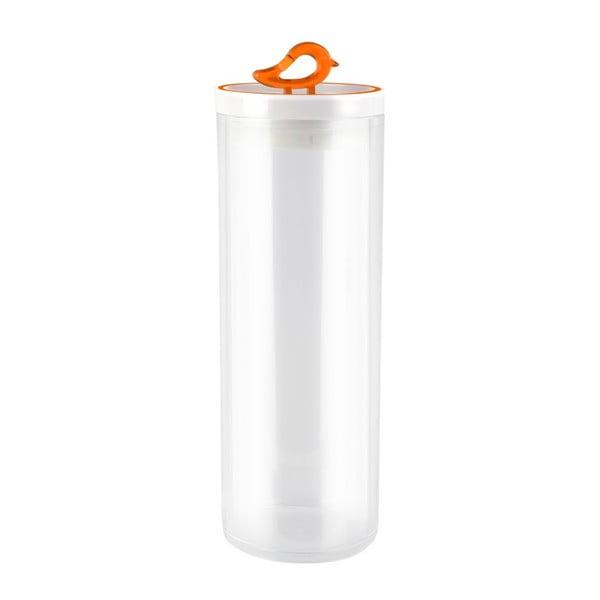 Livio narancssárga konyhai tároló doboz, 1,8 l - Vialli Design