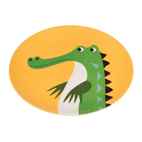 Ben The Crocodile gyerektányér - Rex London