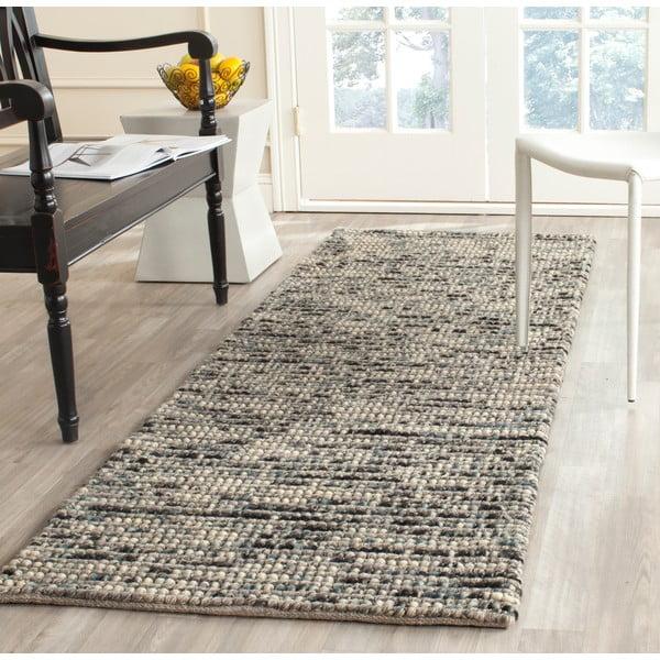 Mallawi szürke szőnyeg, 243x152 cm - Safavieh