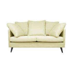 Victoria almazöld kétszemélyes kanapé - Helga Interiors