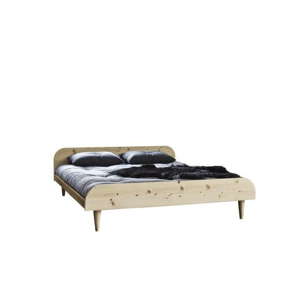 Twist Natural ágy, 180 x 200 cm - Karup Design