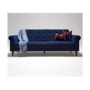 Home Gina kék kinyitható kanapé - Balcab