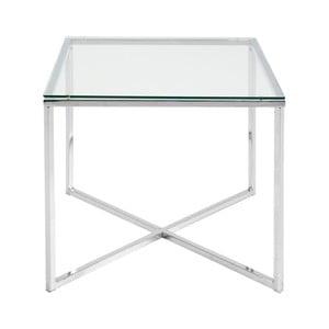 Cross fehér tárolóasztal, 50 x 45 cm - Actona