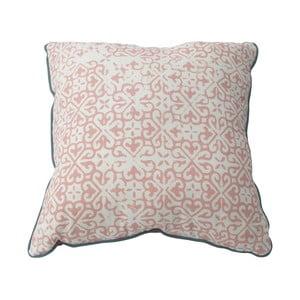 Argentina rózsaszín párna, 40 x 40 cm - Mauro Ferretti