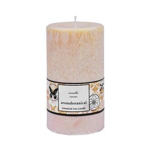 Pálmaviasz gyertya vanília illattal, 24 óra égési idővel - Ego Dekor