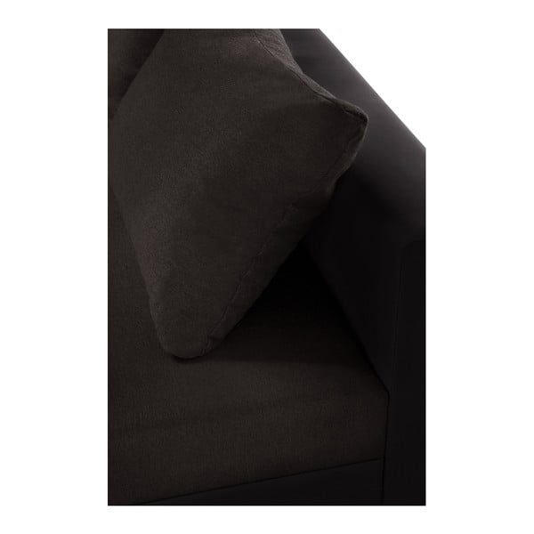 Aventure barna kanapé, jobb oldalas - Interieur De Famille Paris