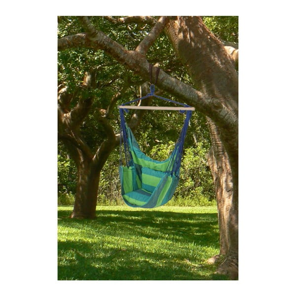 Tobago zöld kerti függőfotel - ADDU