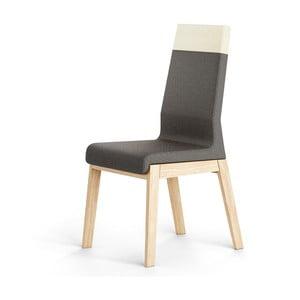 Kyla Two fekete tölgyfa szék - Absynth