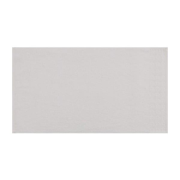 Provence 2 darabos fehér törölköző szett, 90 x 50 cm