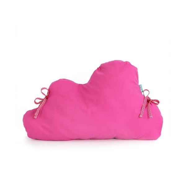 Nube sötét rózsaszín pamut rácsvédő kiságyba, 60 x 40 cm - Mr. Fox