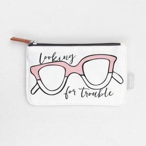 Glasses fehér kozmetikai táska - Caroline Gardner 1ec3ab8c14