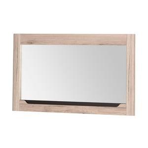 Desjo tükör tölgyfamintás kerettel, 118 x 70 cm - Szynaka Meble