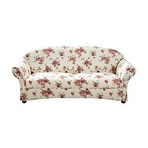 Corona virágmintás háromszemélyes kanapé - Max Winzer