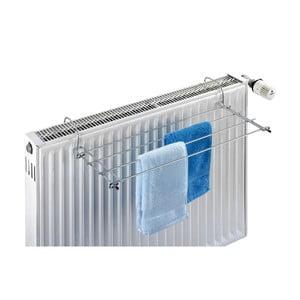 Dry ezüstszínű ruhaszárító radiátorra - Wenko
