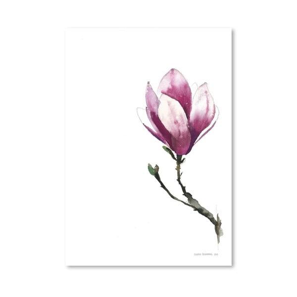 Magnolia II by Claudia Libenberg poszter, 30 x 42 cm - Americanflat