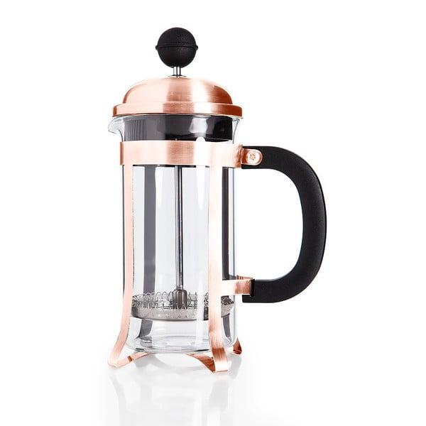 Taşev Holmes világos rézszínű dugattyús kávéfőző, 350 ml - Bambum