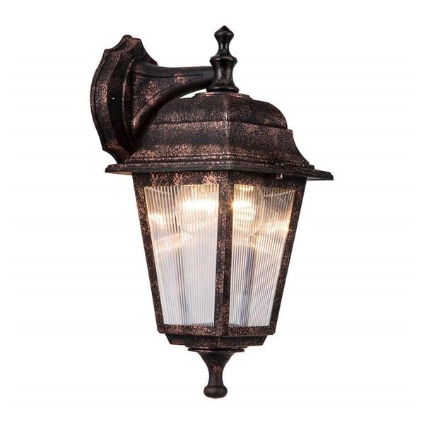 Montmarte bronzszínű kültéri fali lámpa
