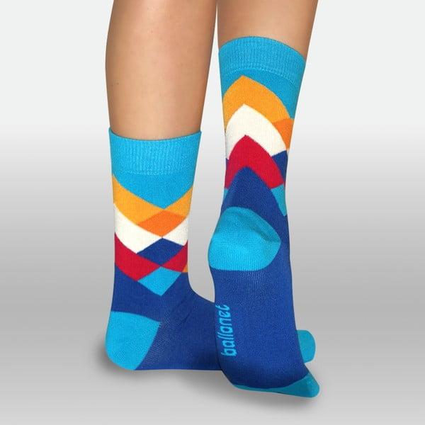 Diamond Sea zokni, méret: 36 – 40 - Ballonet Socks