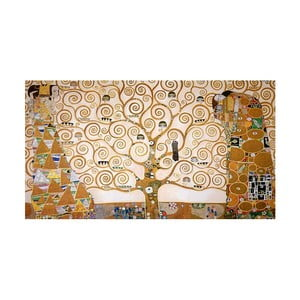 Gustav Klimt - Tree of Life kép másolat, 90 x 50 cm