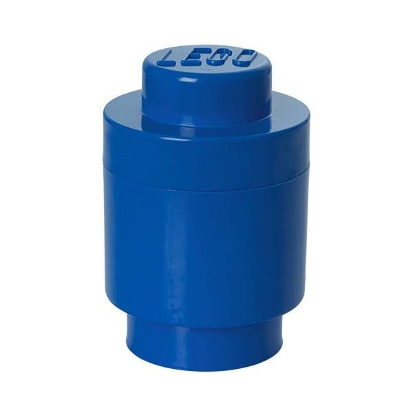 Kék henger alakú tárolódoboz - LEGO®
