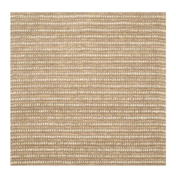 Mallawi Natural szőnyeg, 121 x 182 cm - Safavieh