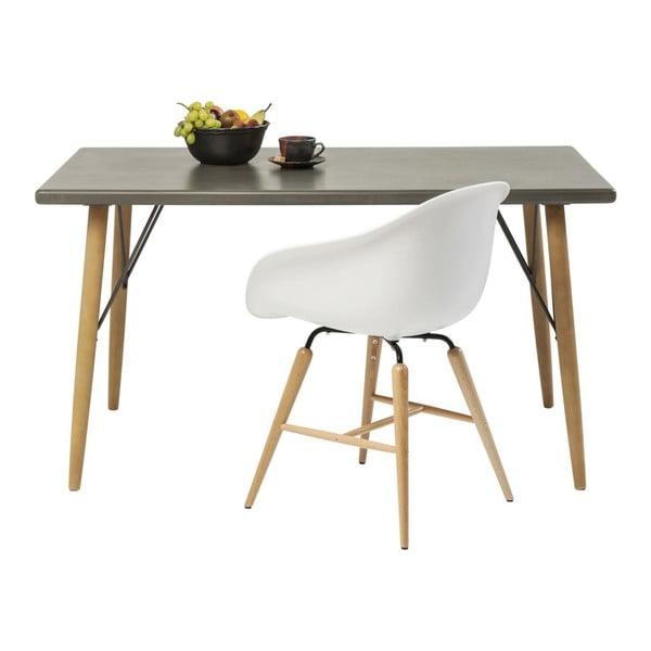 Factory étkezőasztal, 140 x 80 cm - Kare Design