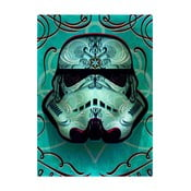 Masked Troopers - Inked falra szerelhető jegyzetlap