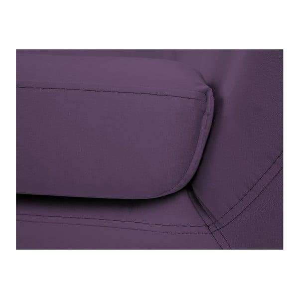 Benito lila kétszemélyes kanapé - Mazzini Sofas