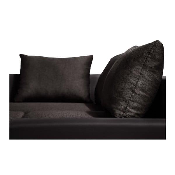 Aventure barna kanapé, bal oldalas - Interieur De Famille Paris