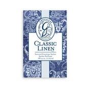 Classic Linen kis illatos párna - Greenleaf