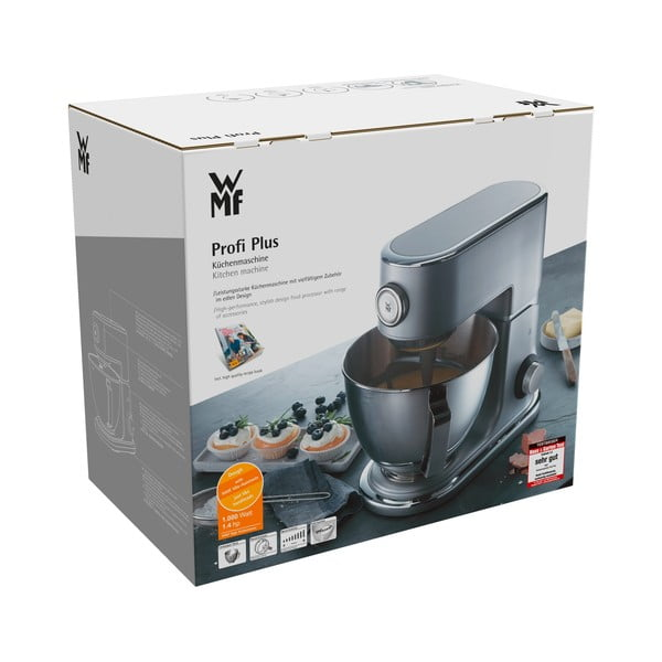 Profi Plus rozsdamentes konyhai robotgép - WMF