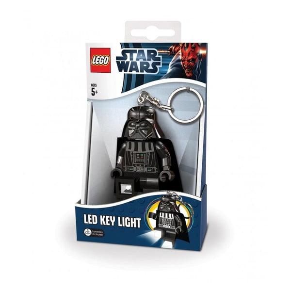 Star Wars Darth Vader világító kulcstartó - LEGO®