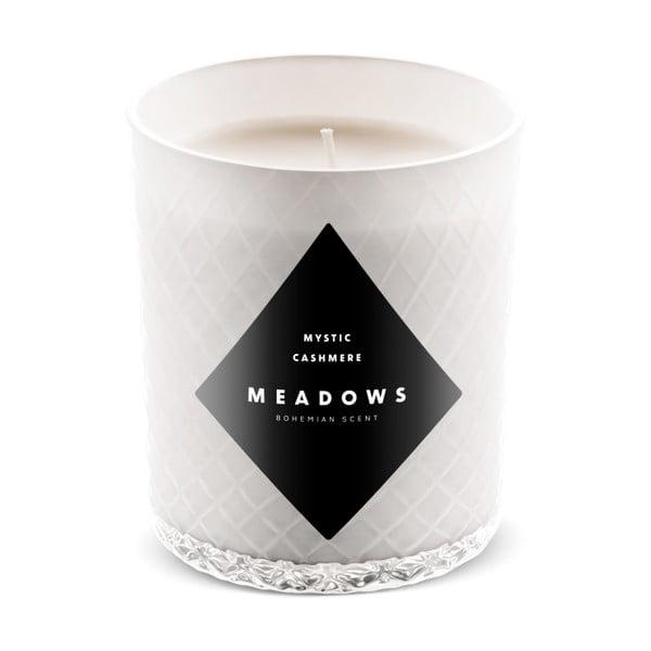 Mystic Cashmere fahéj és szerecsendió illatú gyertya, égési idő 60 óra - Meadows