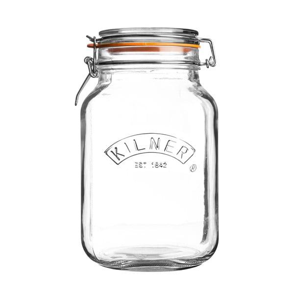 Befőttesüveg, 2 l - Kilner