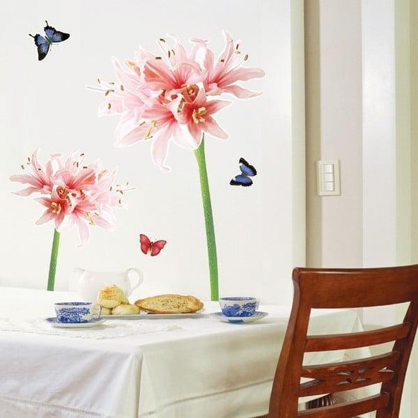 Lilly Flower falmatrica készlet - Ambiance
