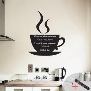 Coffee üzenőmatrica szett filctollal - Ambiance