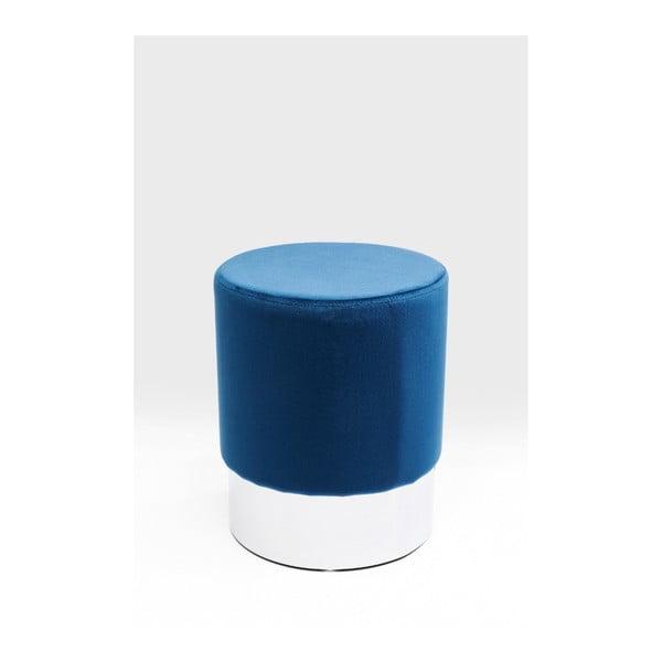 Cherry kék ülőke, ∅ 35 cm - Kare Design