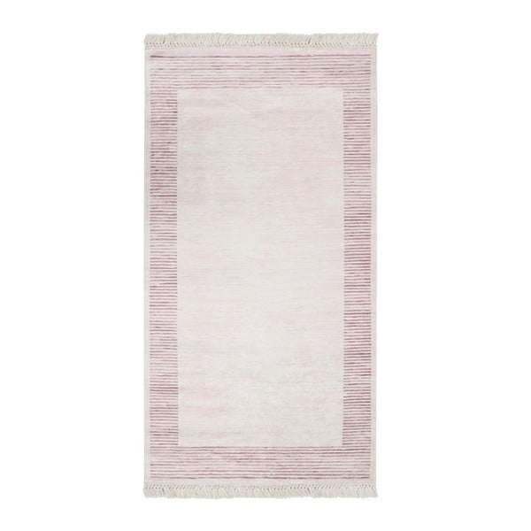 Deri Dijital Rosuna Powder bársonyszőnyeg, 80 x 150 cm