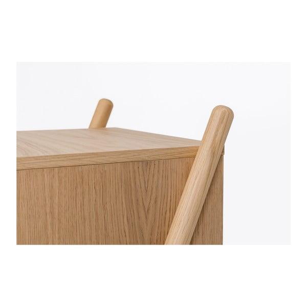 Wiru Puro Open konzolasztal - Woodman