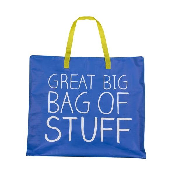 Bag of Stuff bevásárlótáska - Happy Jackson