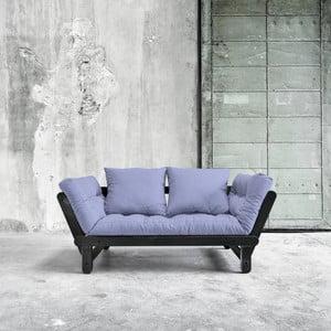 Beat Black/Blue Breeze kinyitható kanapé - Karup