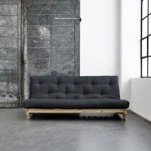 Fresh Raw/Gray kihúzható kanapé - Karup