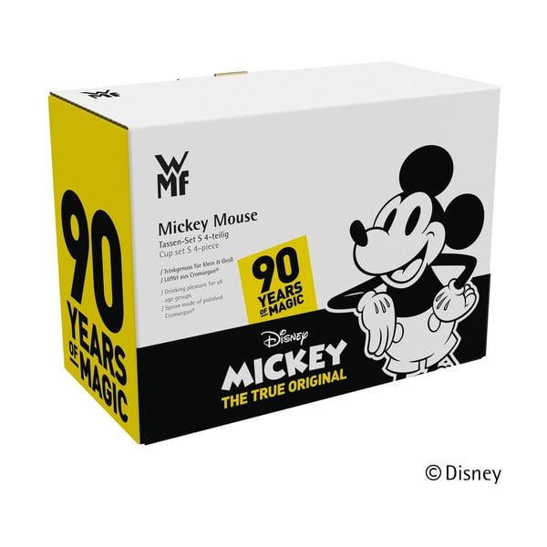 Cromargan® Mickey Mouse 4 darabos gyerekkészlet - WMF