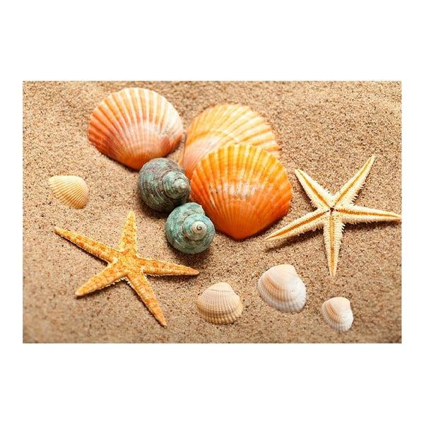 Beach vinil szőnyeg, 52 x 75 cm - Zerbelli