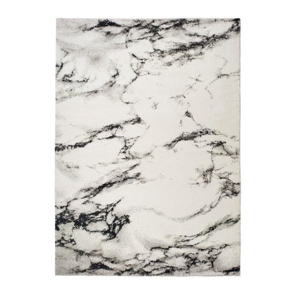 Kaunas fehér szőnyeg, 135x190 cm - Universal