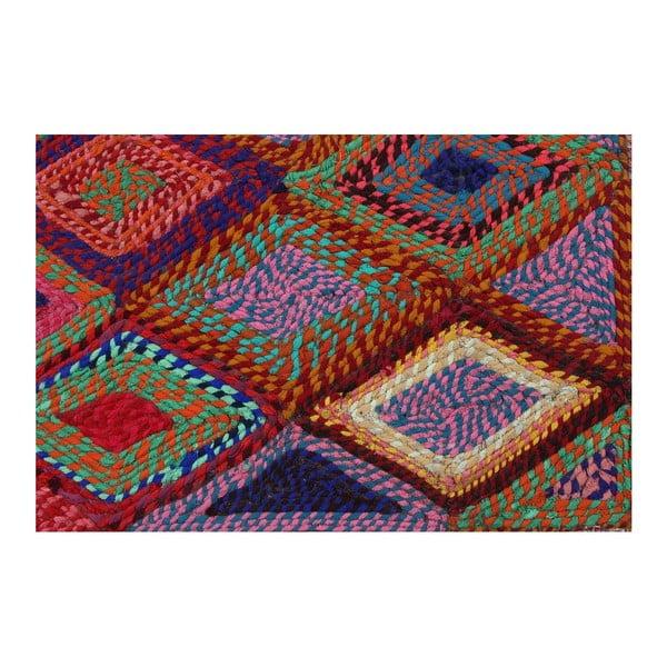 Whimsical Geo pamutszőnyeg, 150 x 220 cm - Eco Rugs