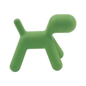 Puppy zöld szék, hossza 56 cm - Magis